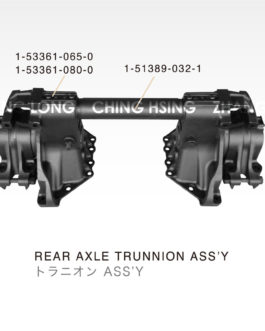 REAR AXLE TRUNNION ASS'Y-ISUZU CYM-CYZ