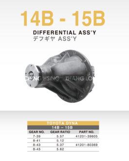HINO-14B-15B