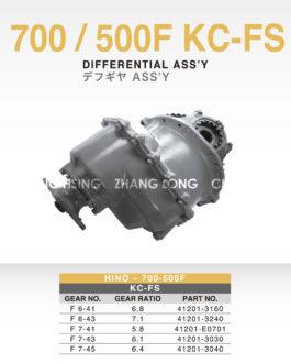 HINO-700/500 F KC-FS
