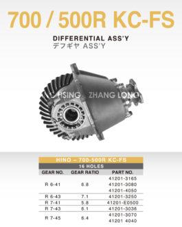 HINO-700/500 R KC-FS