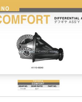 HINO-COMFORT