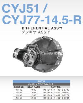 ISUZU-CYJ51/CYJ77-14.5-R
