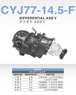 ISUZU-CYJ77-14.5-F
