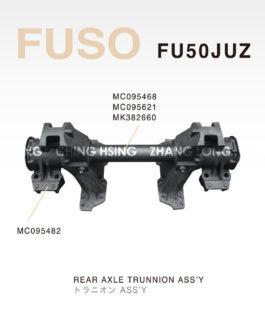 REAR AXLE TRUNNION ASS'Y-FUSO FU50JUZ