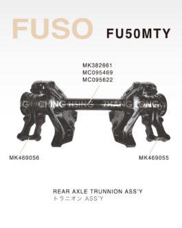 REAR AXLE TRUNNION ASS'Y-FUSO FU50MTY