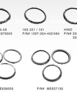 TM PARTS-LATCH CONE/SYNCHRONIZER RING